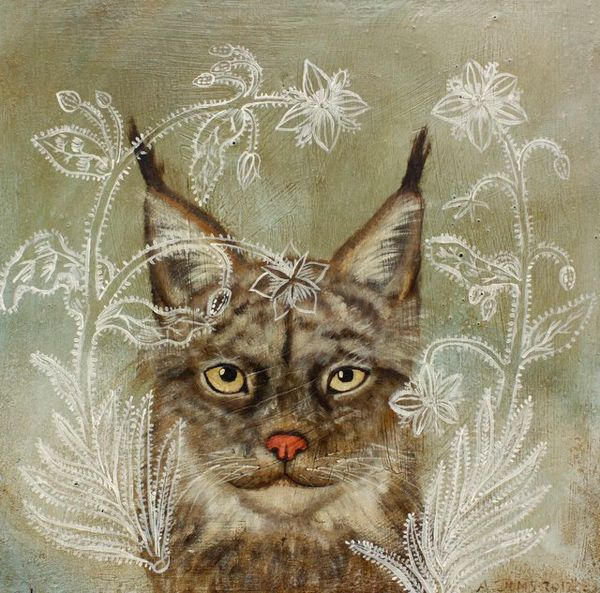 Enchanted Creatures   Anne Siems inspiration