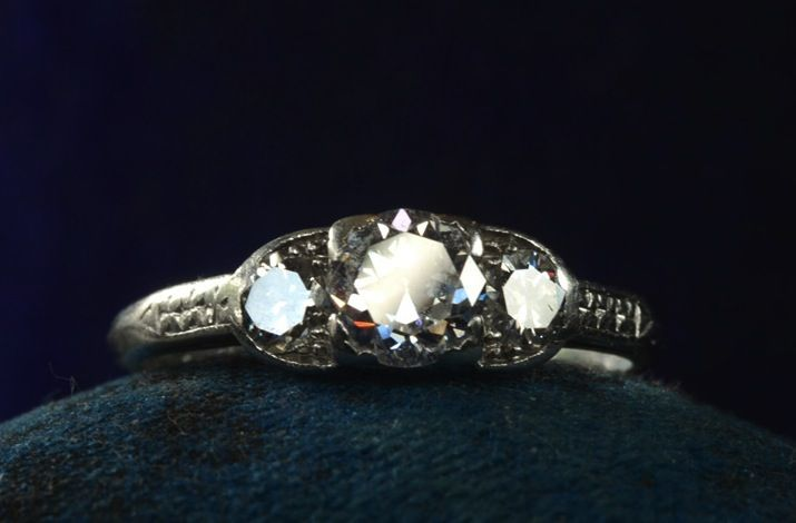Vintage Wedding Rings 1920 Antiqueengagementringsforvintage