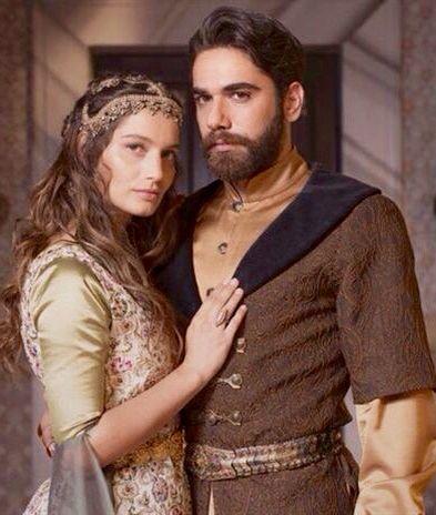 Fahriye Sultan ve Mehmet Giray | TV Series/Movies | Turkish
