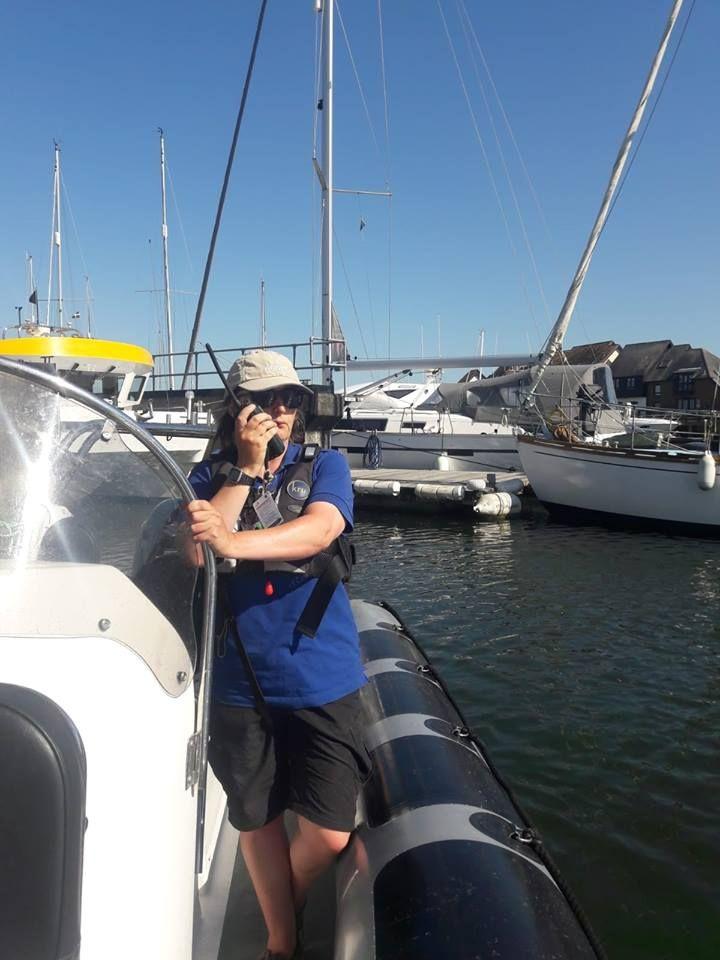 Dorset marine training providing friendly tailored