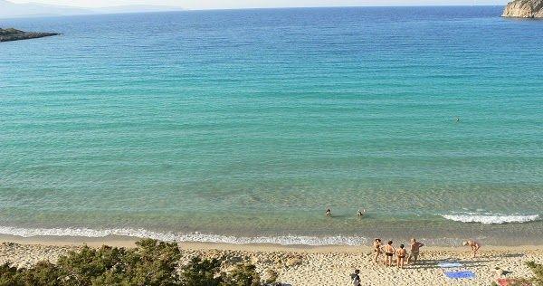 Δεν θα πιστεύετε τι βρήκαν σε παραλία της Κρήτης
