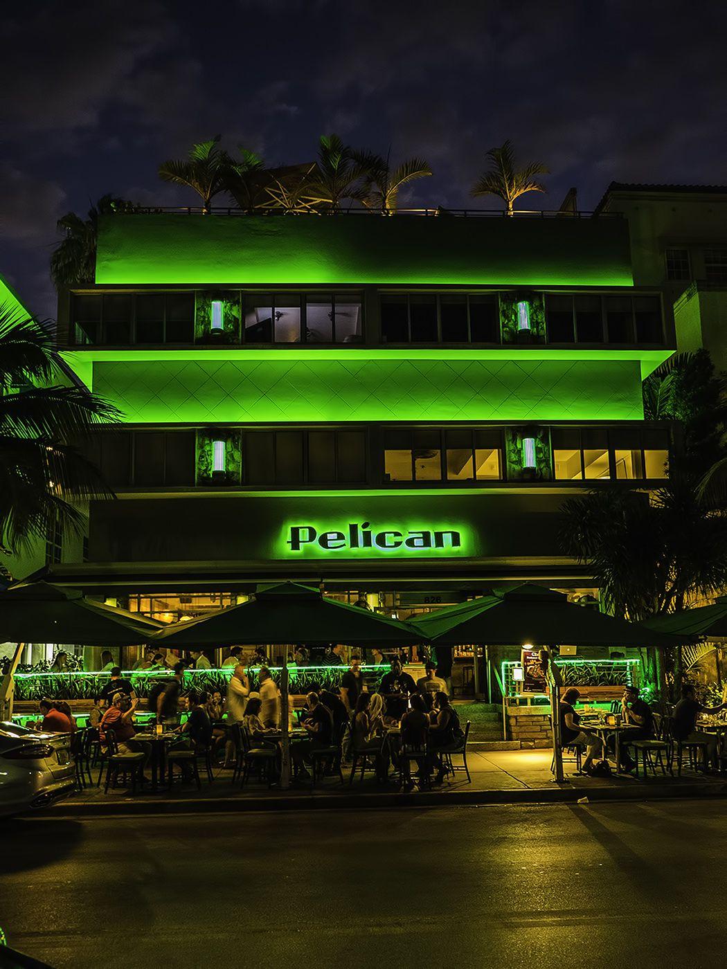 Pelican Hotel South Beach Miami Art Deco District