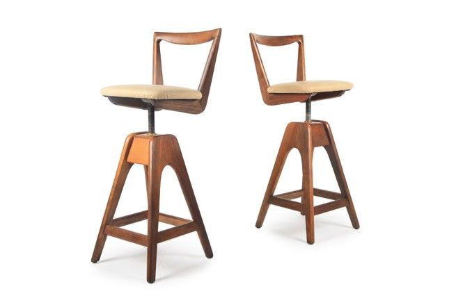 Two Organic TH Brown Stools One of the most desirable ...