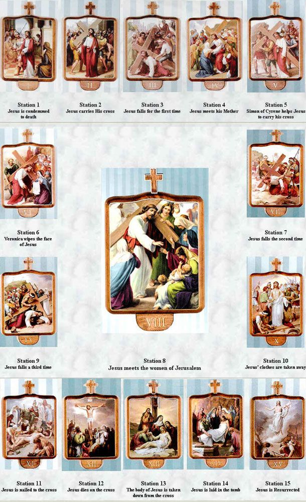 what are the stations of the cross pdf