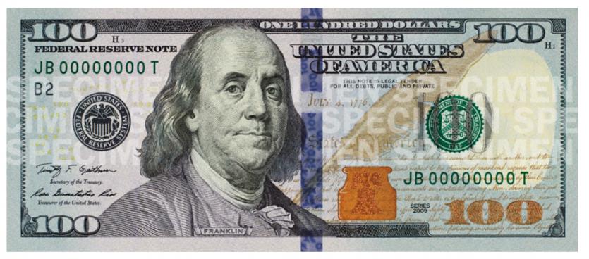 Tudo Sobre As Notas De 100 Dolares Em Orlando Viagem Orlando Disney Notas De Dolar Notas Nota De 100