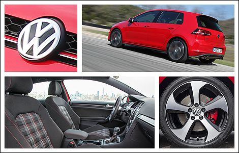 2014 Volkswagen Golf Gti Review Auto123 Com Essentially The