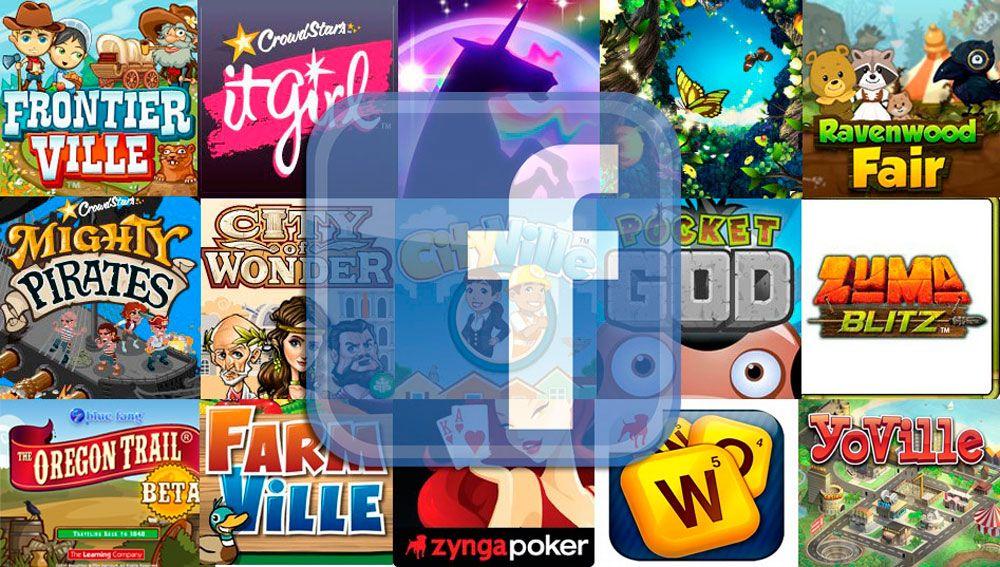 Facebook lanzarán plataforma de juegos para PC http//www