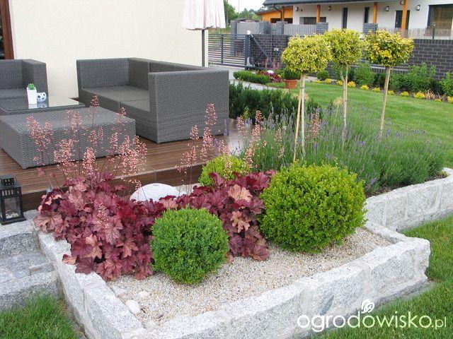 Ogrod Tosi Small Balcony Garden Raised Garden Garden