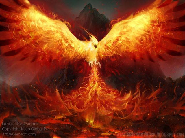 What Mythical Creature Would You Be Ave Fenix Ave Fenix Imagenes Fenix