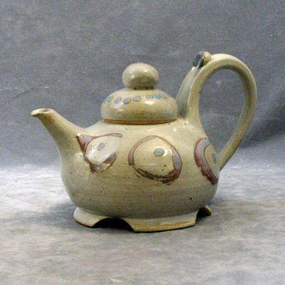 Sandy & Ann Batton  -  Teapot
