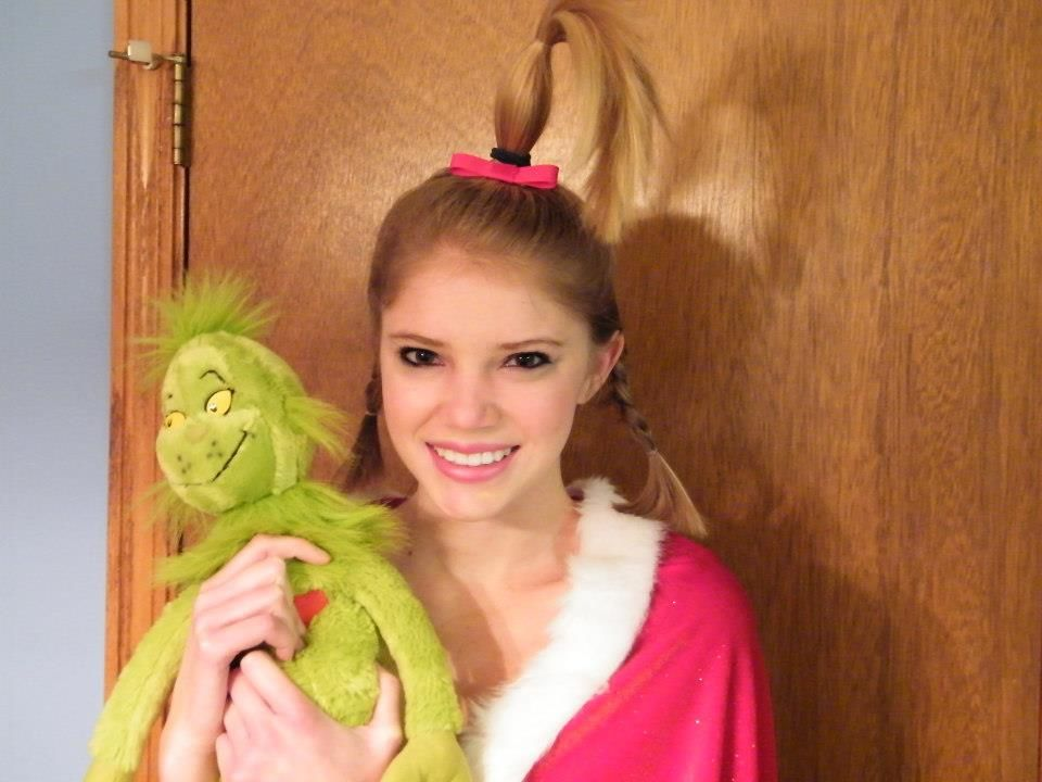 Cindy lou who costume holiday ideas pinterest costumes cindy lou who costume solutioingenieria Choice Image
