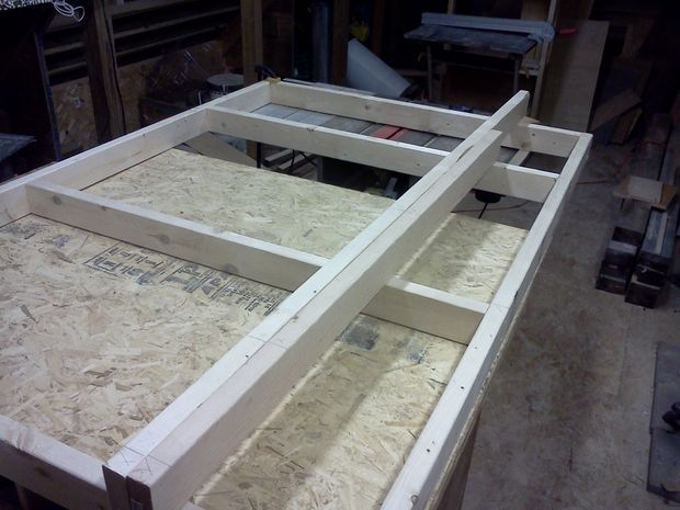 Platform Bed With Drawers | Camas