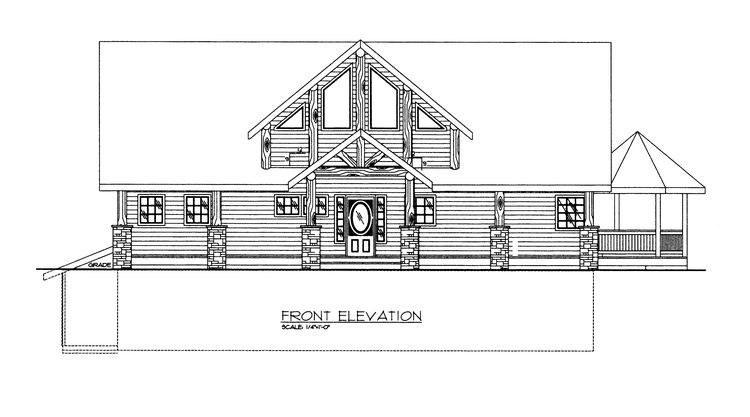 Best Hpm Home Plans Home Plan 001 3308 With Images House 400 x 300