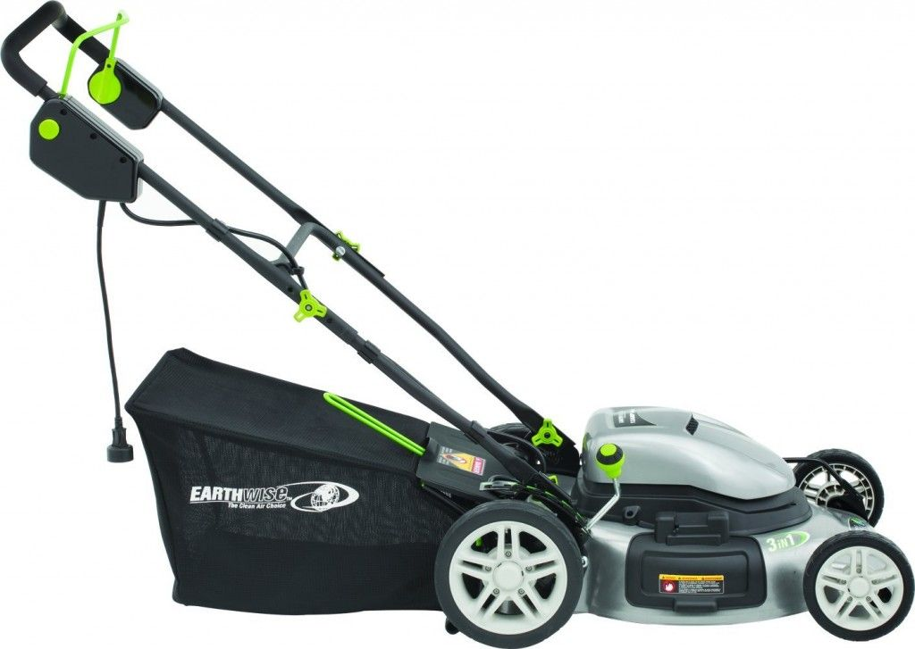 Best Corded Electric Lawn Mower Electric Lawn Mower