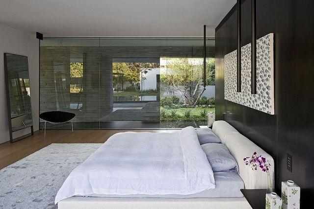 107 idées de déco murale et aménagement chambre à coucher