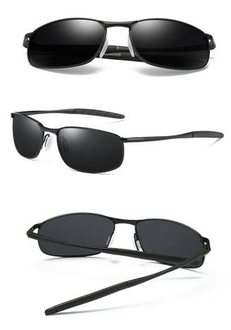 594456243c ELITERA Men Polarized Sunglasses Classic Men Retro Vintage Shades Brand  Designer Sun glasses UV400  fashion
