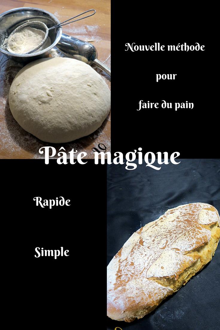 Connaissez Vous La Méthode De La Pâte Magique Idéale Rapide Et