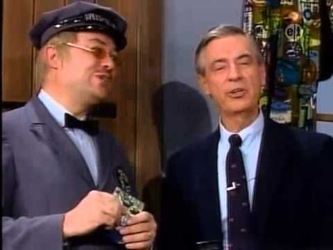 Mister Rogers Good Feeling With Mr Mcfeely Mr Rogers Fred Rogers Mr Rodgers