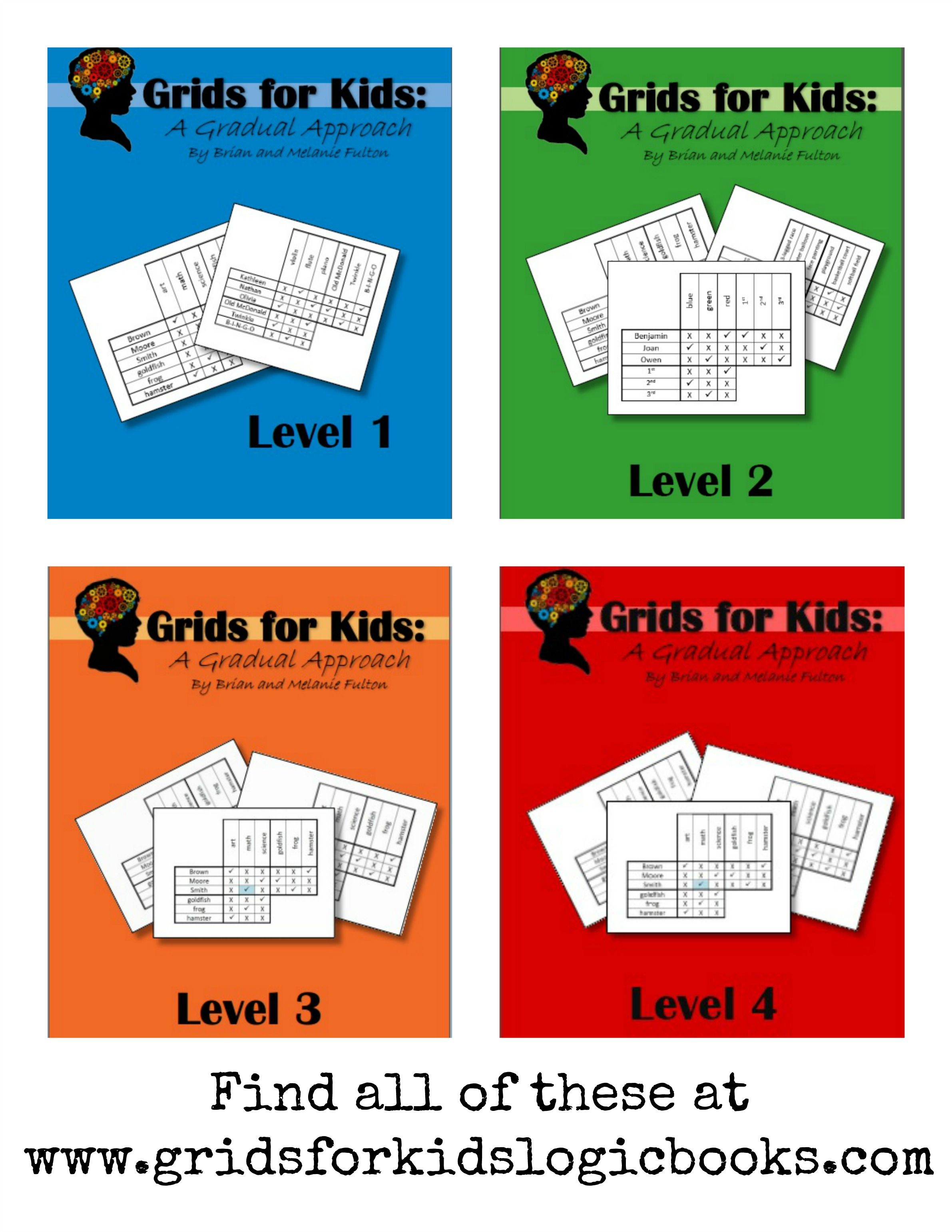 Logic Books For Kids With Images