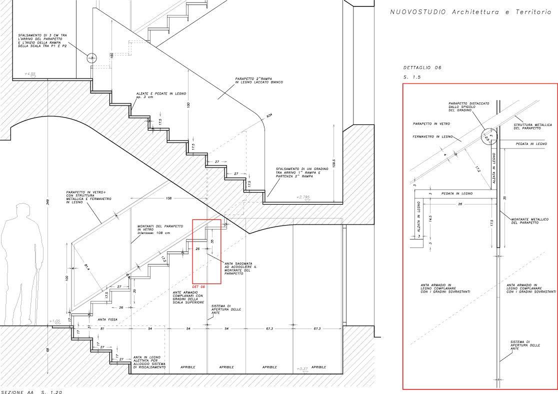 Casa FM, Ravenna in 2019 Stairs architecture, Ravenna