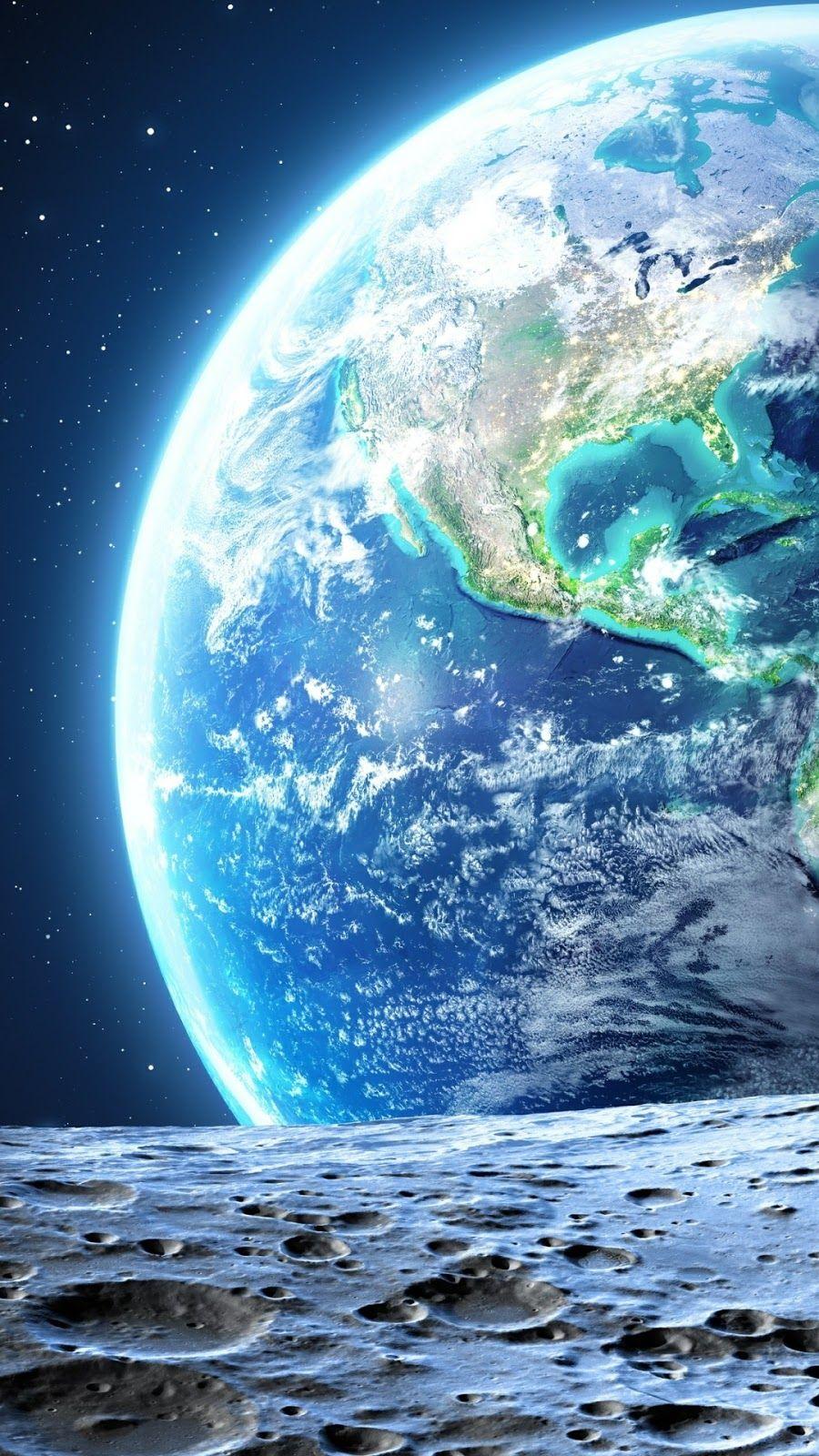 4k Earth Mobile Walpaper Full Hd My Walpaper In 2020 Earth From Space Beautiful Wallpaper Hd Wallpaper Earth