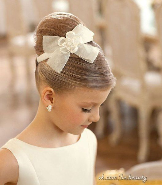 delicate hairstyle