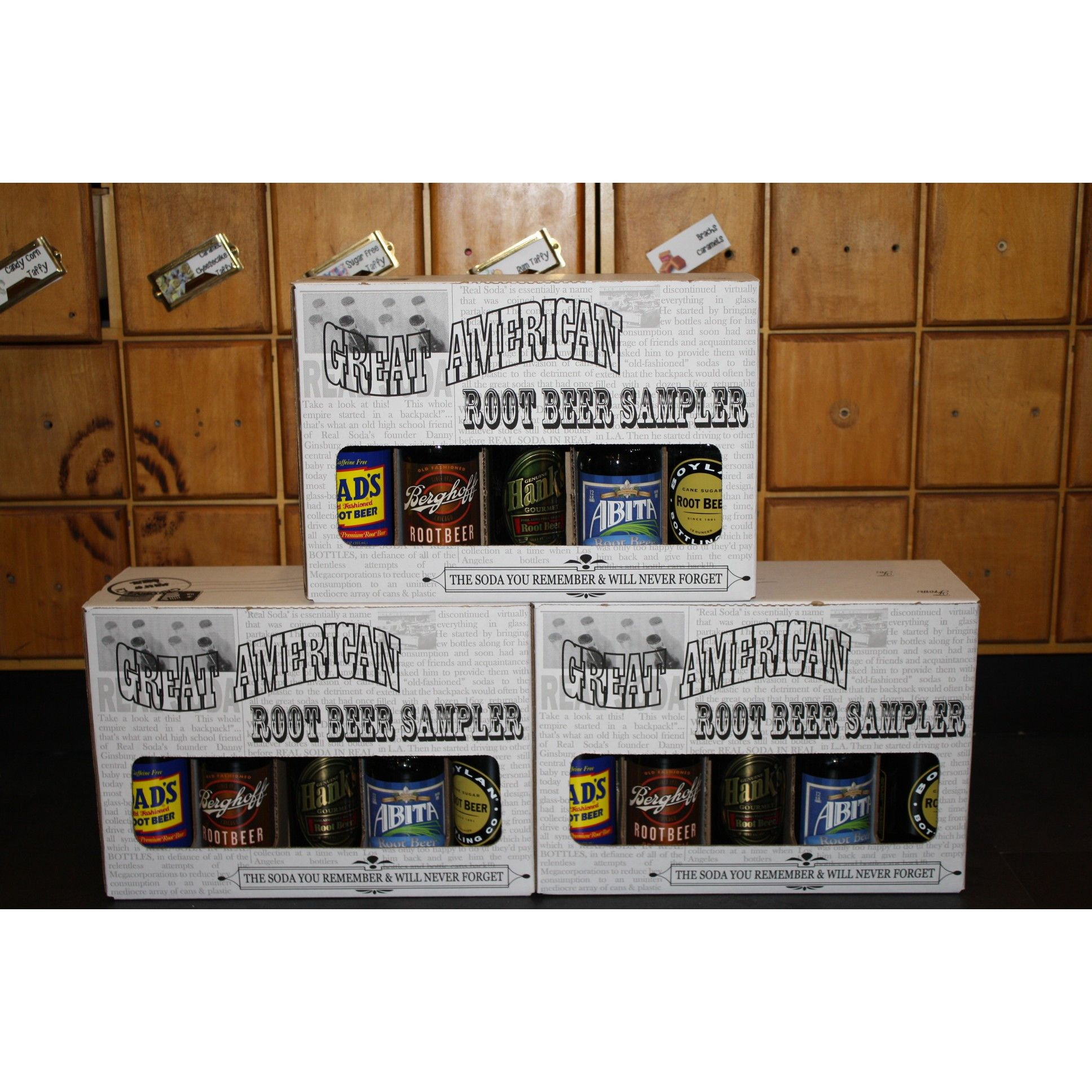 Great American Root Beer Sampler | Products, Roots and Root beer