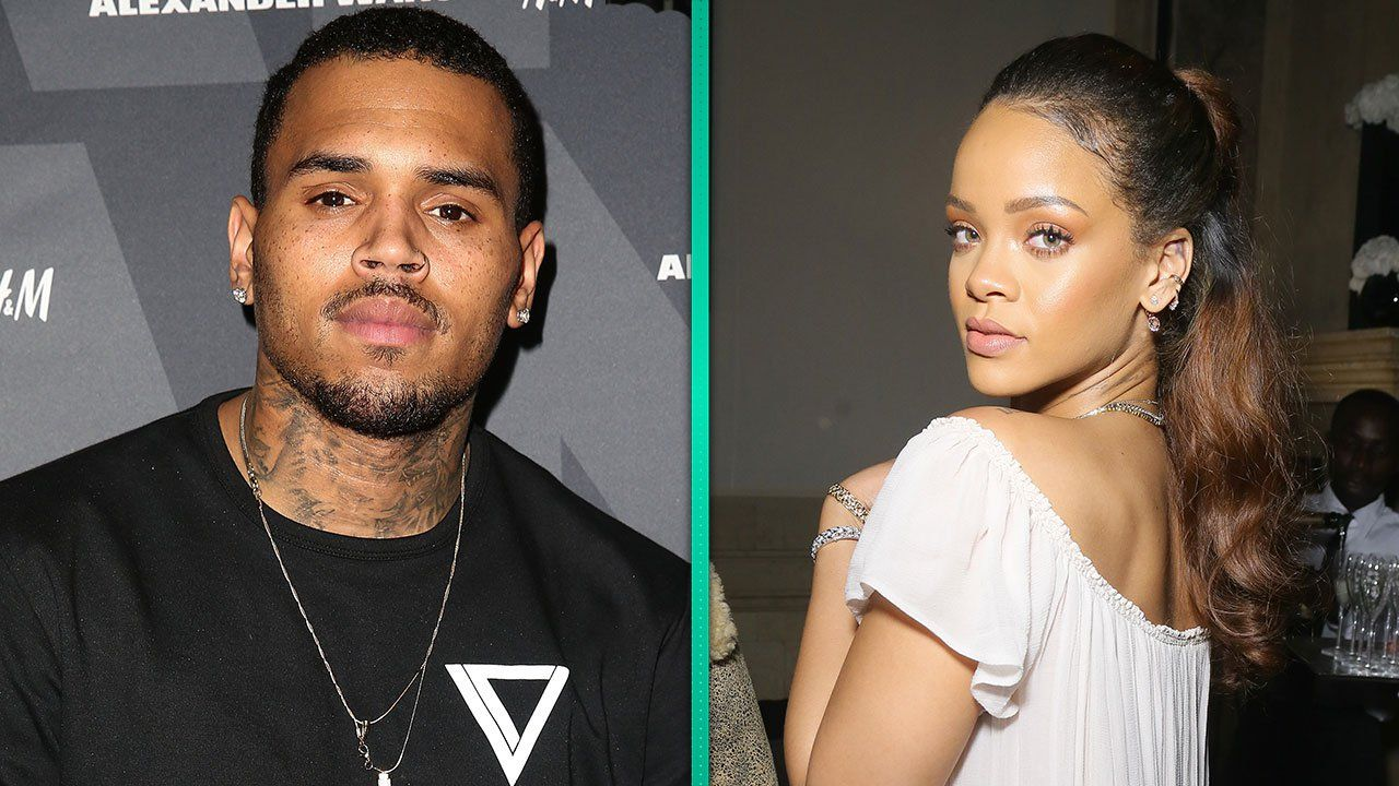 Chris Brown Is Really Worried Rihanna Will End Up Getting