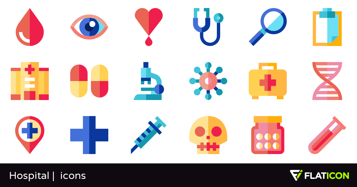 100 Free Vector Icons Of Hospital Designed By Freepik Vector Free Hospital Icon Icon