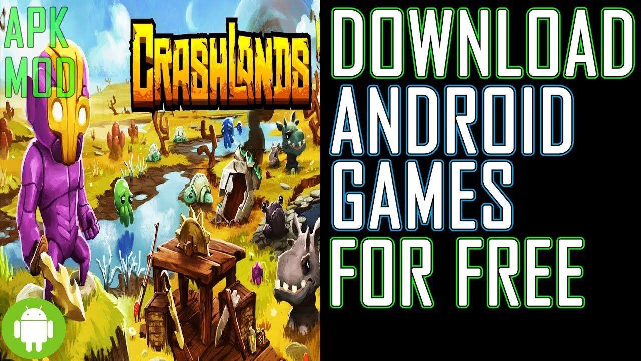 Download Crashlands for Free [ANDROID MODDED APK] Free