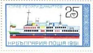 Passenger Ship Georgi Dimitrow