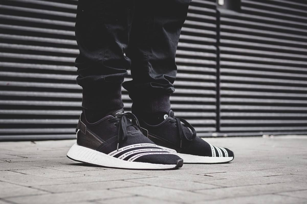 new concept f150d 8879c NMD x WHITE MOUNTAINEERING | ADIDAS ORIGINALS | Adidas shoes ...