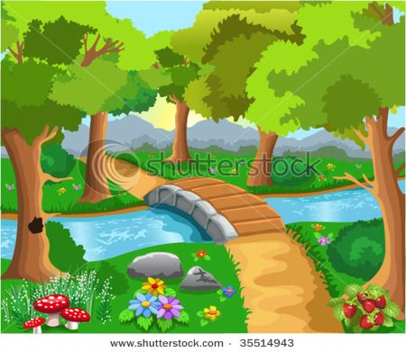 The Five Themes Of Geography Ethan R S Publish With Glogster Art Drawings For Kids Cartoon Background Theme Background