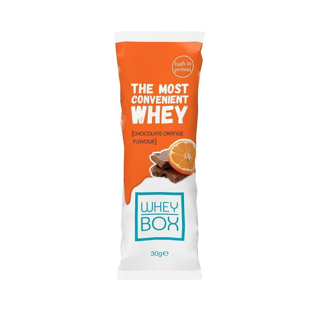 Pocket-friendly protein brought to you by Whey Box!