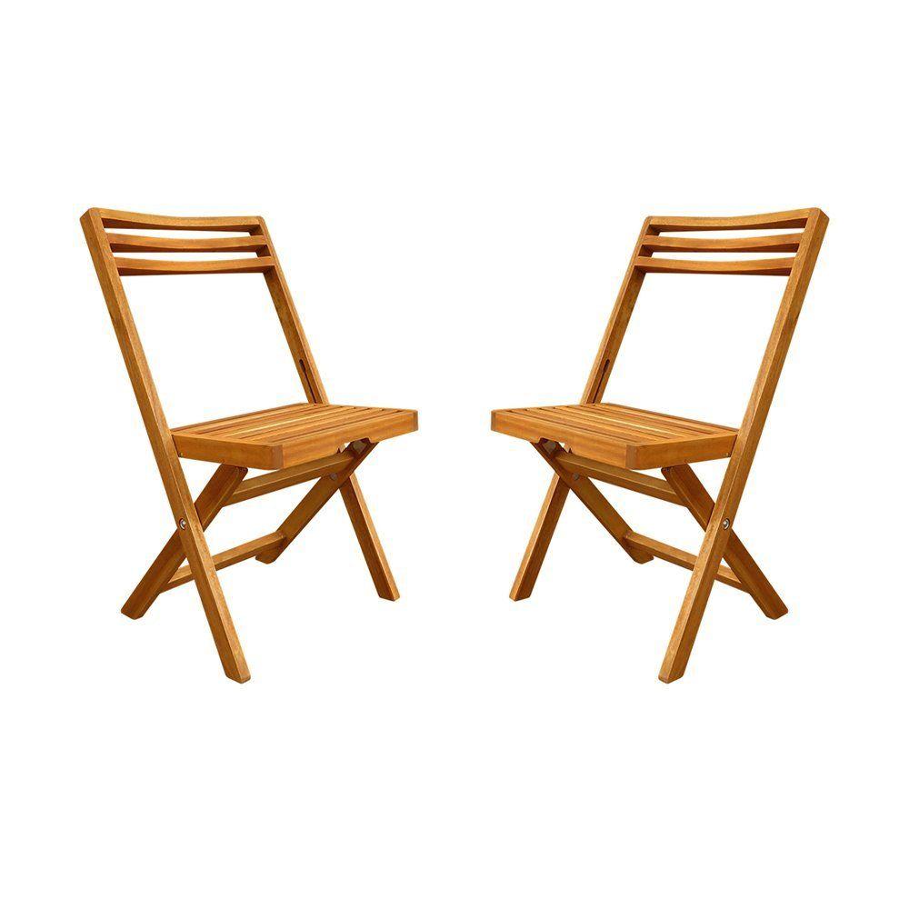 Beautiful acacia hardwood folding patiodiningchairs
