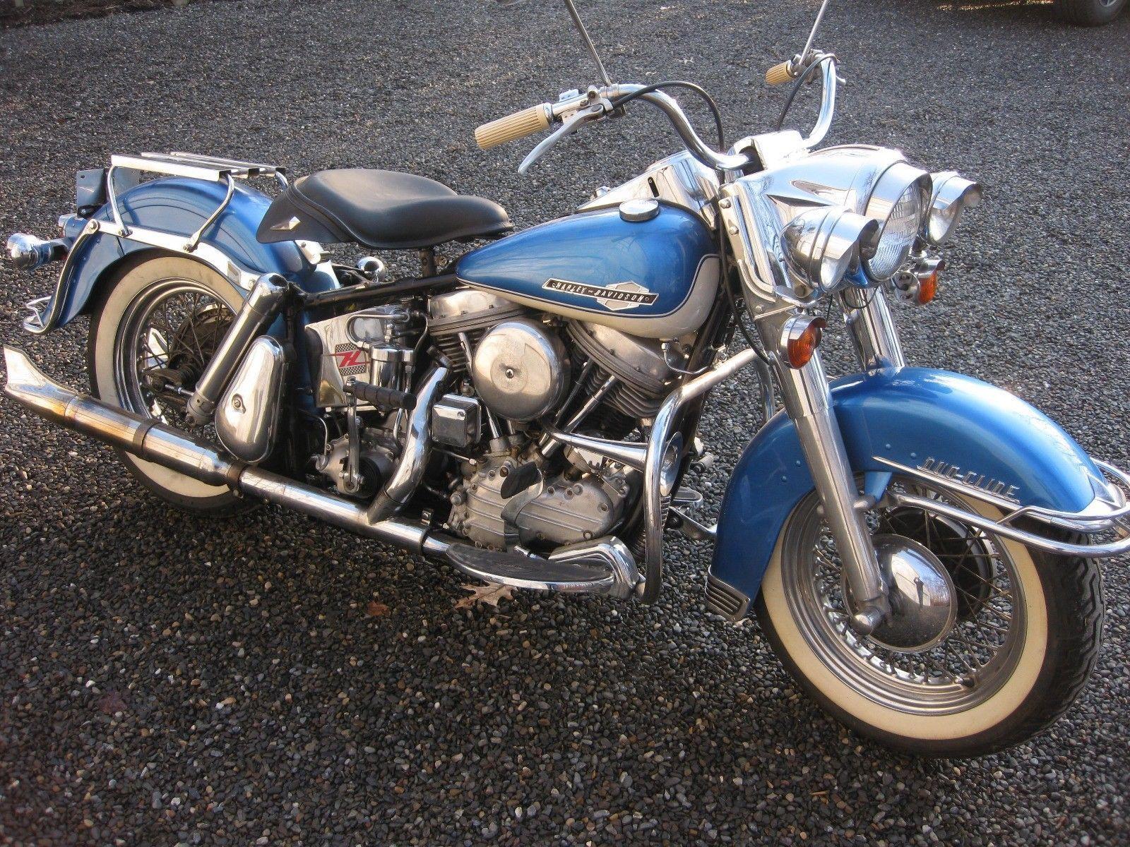 1963 Harley-Davidson Other | eBay | old school motorcycles