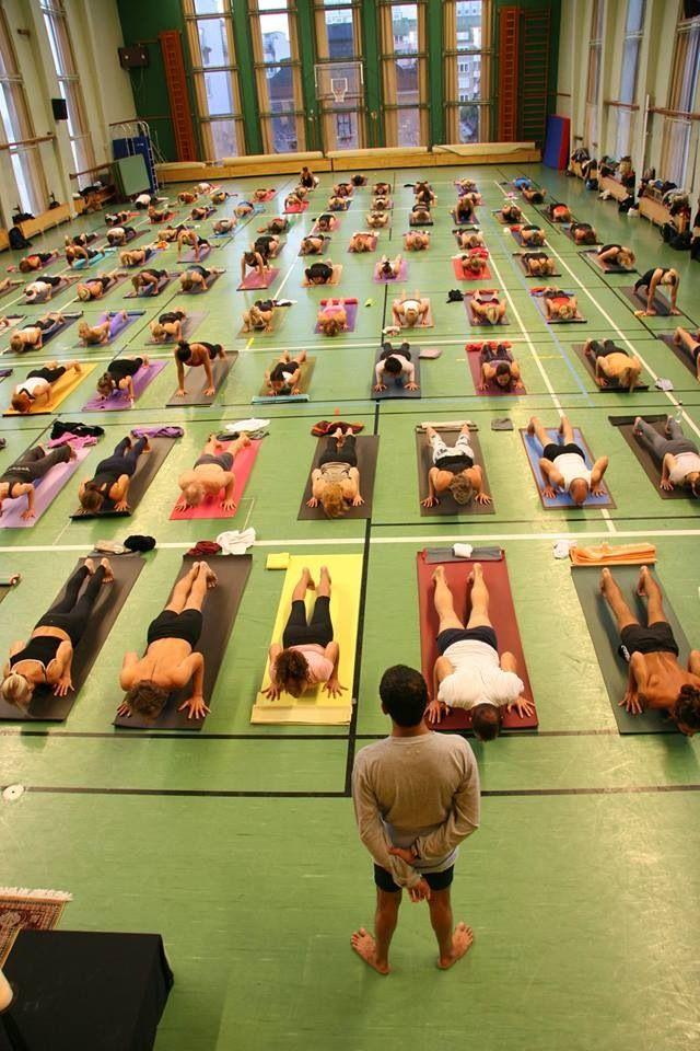 iyengar yoga stockholm