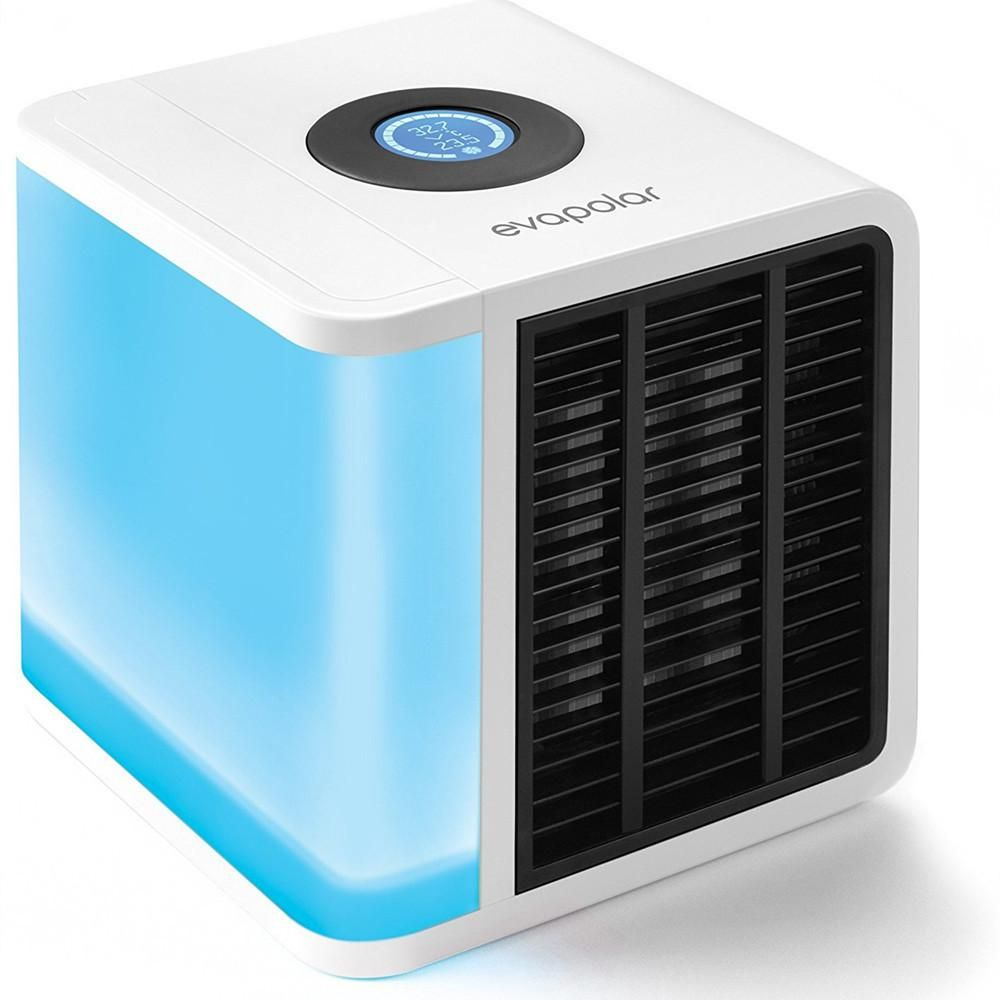 New Portable Mini Air Conditioner Air Cooler Air Personal Space Cooler The Quick Easy Way To Cool Any Space Home Office Desk Air Conditioner Evaporative Air Cooler Air Cooler