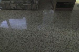 Terrazzo Floor Polishing Cleaning And Restoration Service