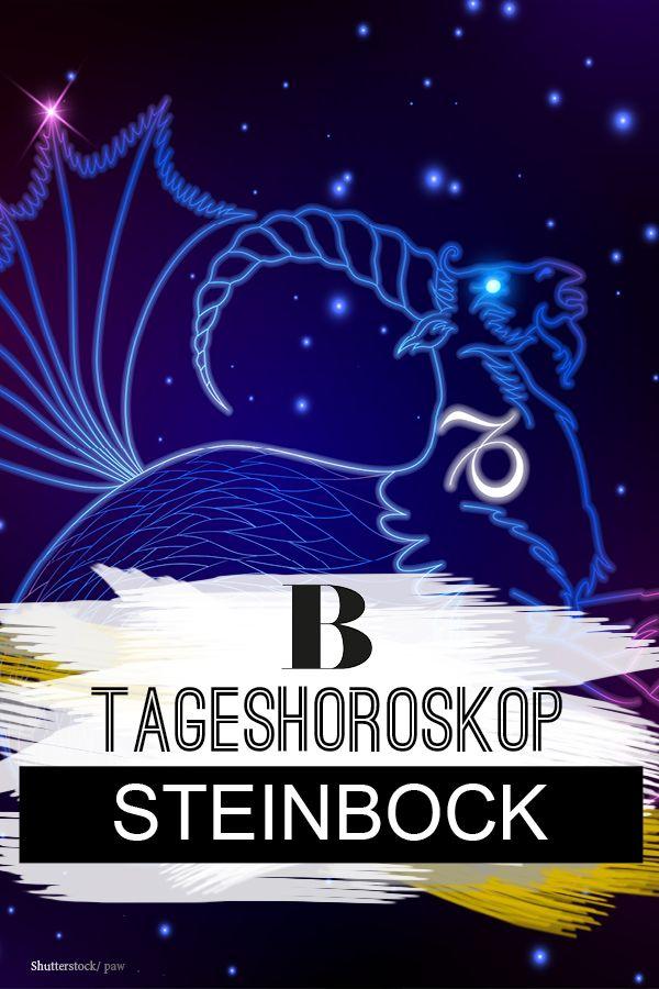 Tageshoroskope Steinbock