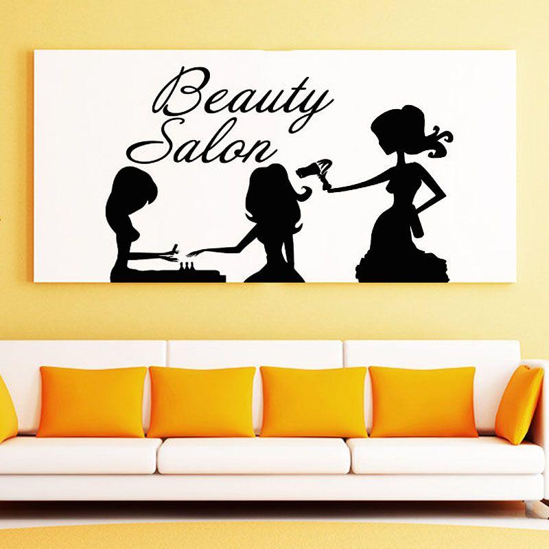 Resultado de imagen para decoraciones de salas de belleza | Hair ...
