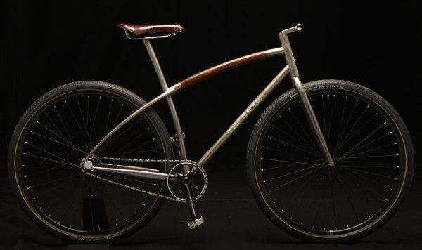 Naked Bicycles & Design | Get Naked | Gentleman's Scorcher – the Simple Bike