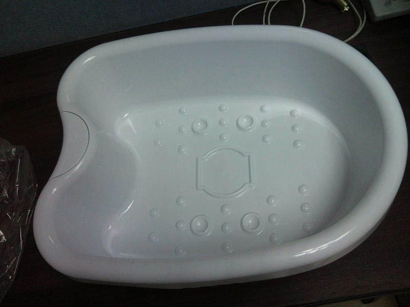 Plastic Foot Tub for Ion Detox Cleanse Foot Spa (H761) - China foot ...