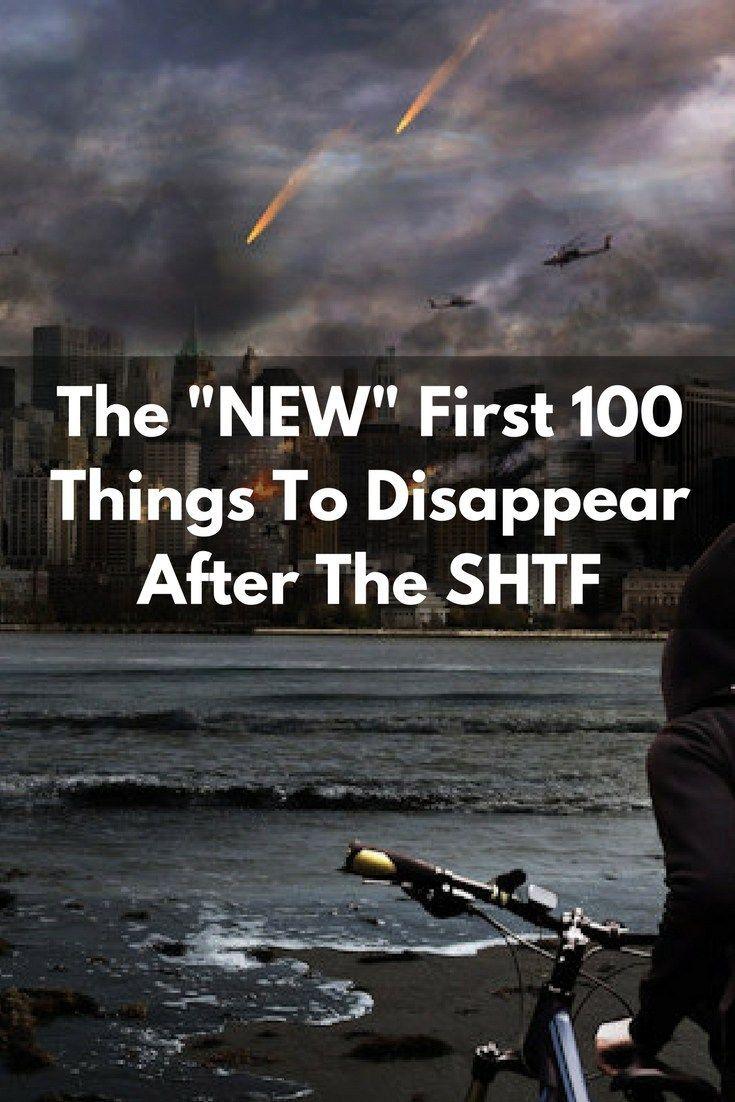 Shtf Emergency Preparedness: SHTF, Prepper, Preparedness, Barter, SHTF, Top 100 Things
