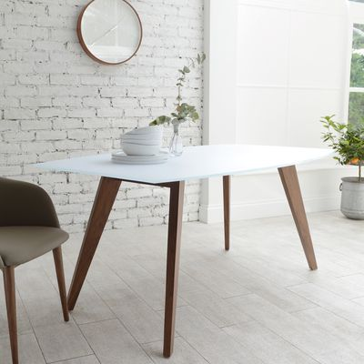 Dwell Barca Dining Table Saw This In The Glasgow Showroom And Didt Think It Would Come Back Into Stock Is Completely Gorgeous