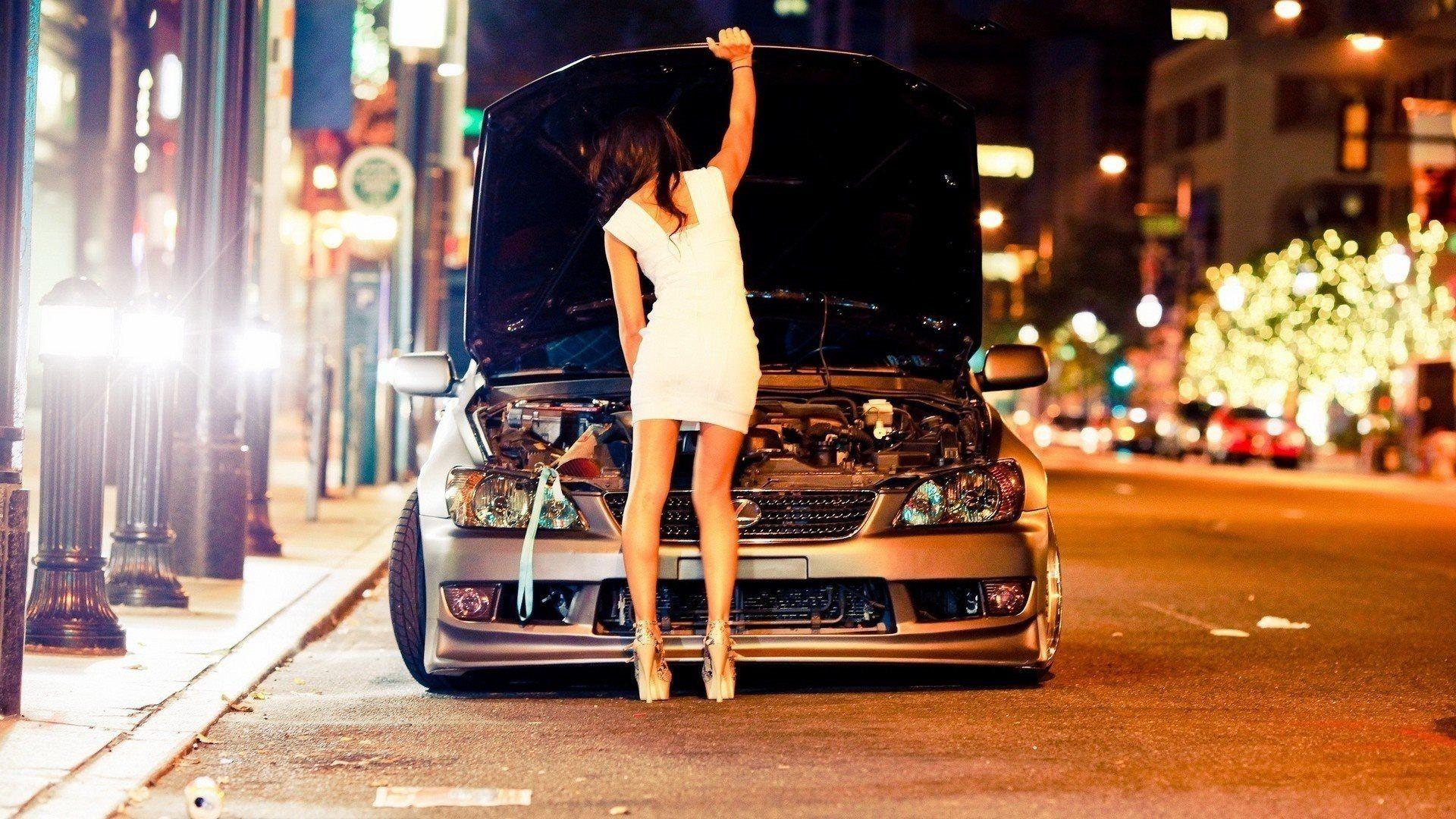 Lexus Is300 Girl Car 2014 Hd Wallpaper 2014 Car Girls Car Wallpapers Lexus Is300
