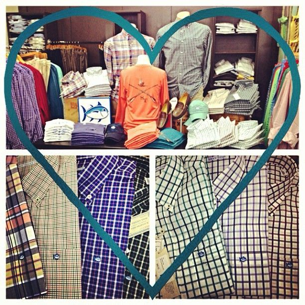 """@squireshop's photo: """"We are LOVING this new shipment of Southern Tide! Fall here we come!"""""""