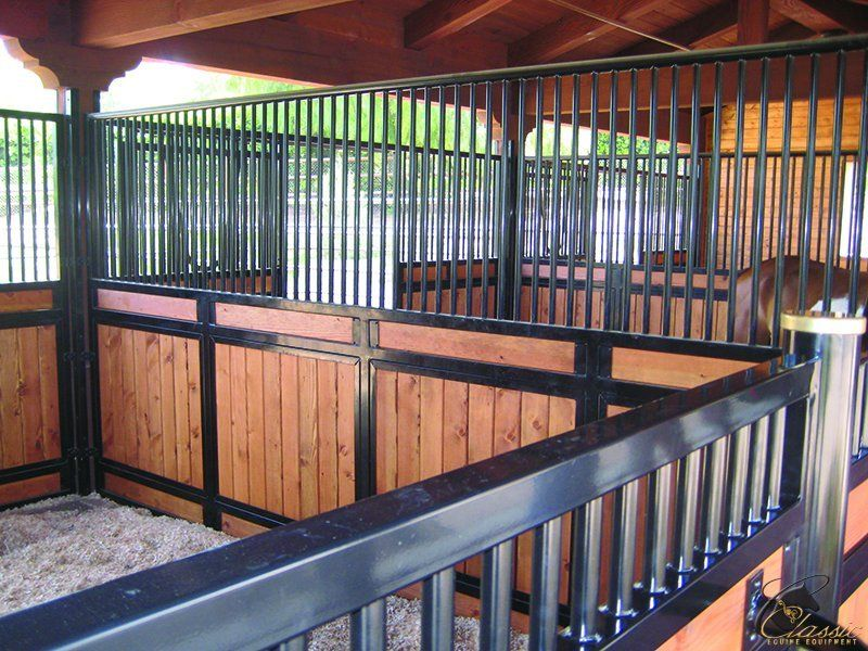 Sample Horse Stall Styles. Stalls By Lucas Equine. | Horse Stable Ideas |  Pinterest | Horse Stalls, Horse And Barn