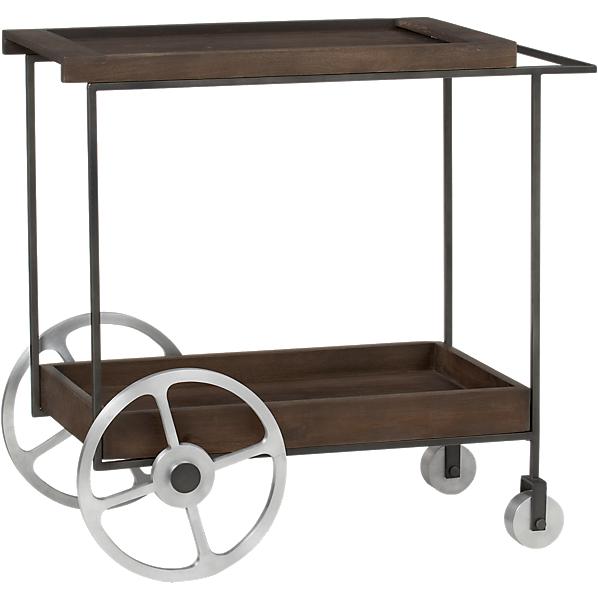Inspirational Modern Outdoor Bar Cart