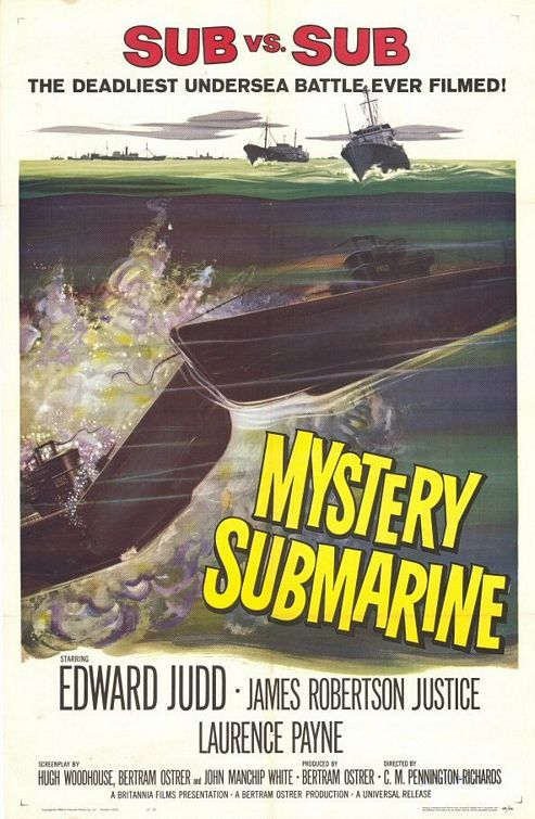 Download Mystery Submarine Full-Movie Free